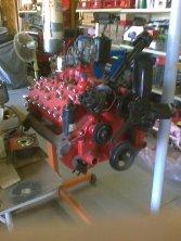 engine-on-a-stick